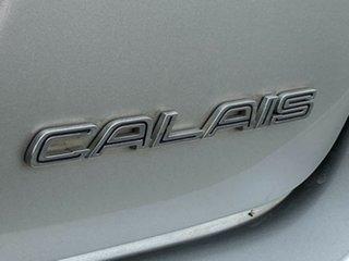 2006 Holden Calais VE V Silver 6 Speed Sports Automatic Sedan