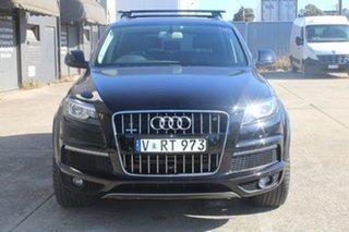 2013 Audi Q7 MY14 3.0 TDI Quattro 8 Speed Automatic Tiptronic Wagon.