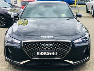 2018 Genesis G70 IK MY19 Ultimate Black 8 Speed Sports Automatic Sedan