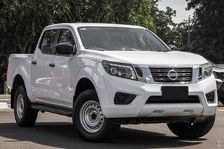 2020 Nissan Navara D23 S4 MY20 SL Polar White 7 Speed Sports Automatic Utility.