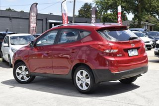 2013 Hyundai ix35 LM2 Active Red 6 Speed Sports Automatic Wagon
