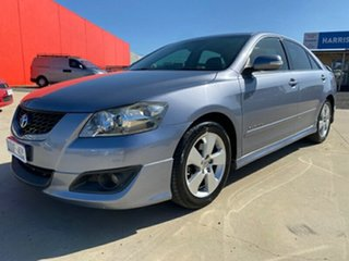 2007 Toyota Aurion GSV40R Sportivo SX6 Grey 6 Speed Sports Automatic Sedan