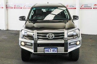 2015 Toyota Fortuner GUN156R Crusade Phantom Brown 6 Speed Manual Wagon.