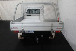 2013 Ford Ranger PX XL Hi-Rider White 6 Speed Sports Automatic Cab Chassis