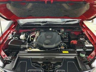 2018 Nissan Navara D23 Series II ST-X (4x4) Red 7 Speed Automatic Dual Cab Utility