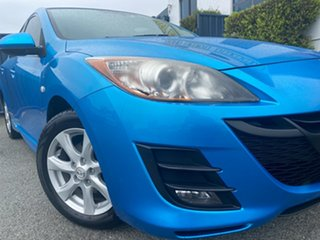 2010 Mazda 3 BL10F1 Maxx Activematic Sport Blue 5 Speed Sports Automatic Hatchback.
