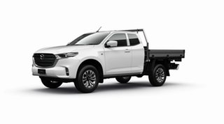 2020 Mazda BT-50 TFS40J XT Freestyle 6 Speed Manual Cab Chassis