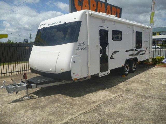 Used Jayco Silverline Morayfield, 2014 Jayco Silverline Caravan