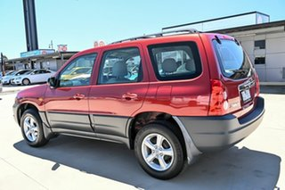 2005 Mazda Tribute MY2004 Limited Sport Red 4 Speed Automatic Wagon