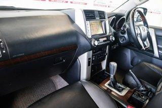 2011 Toyota Landcruiser Prado GRJ150R Kakadu (4x4) Crystal Pearl 5 Speed Sequential Auto Wagon