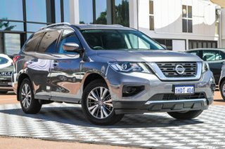 2020 Nissan Pathfinder R52 Series III MY19 ST+ X-tronic 2WD Gun Metallic 1 Speed Constant Variable.