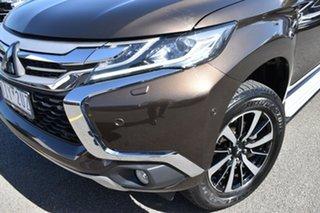 2016 Mitsubishi Pajero Sport QE MY16 Exceed Bronze 8 Speed Sports Automatic Wagon