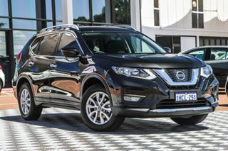 2020 Nissan X-Trail T32 Series III MY20 ST-L X-tronic 2WD Diamond Black 7 Speed Constant Variable.