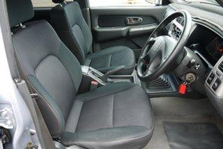 2005 Mitsubishi Triton MK MY05.5 GLX-R Double Cab 5 Speed Manual Utility.