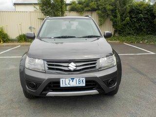 2013 Suzuki Grand Vitara JT MY13 Urban (4x2) Grey 4 Speed Automatic Wagon.