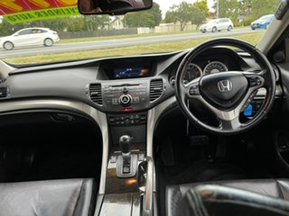 2009 Honda Accord Euro CU MY10 Luxury 5 Speed Automatic Sedan