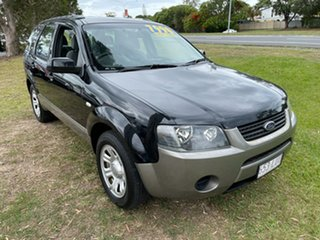 2009 Ford Territory SY MkII TX 4 Speed Sports Automatic Wagon