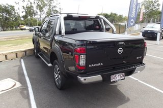 2018 Nissan Navara D23 S3 ST-X Cosmic Black 7 Speed Sports Automatic Utility