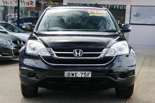 2011 Honda CR-V RE MY2011 4WD Black 5 Speed Automatic Wagon