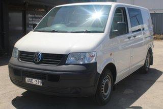 2007 Volkswagen Transporter T5 MY07 (LWB) 6 Speed Tiptronic Van.