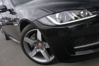 2016 Jaguar XE X760 MY17 R-Sport Black 8 Speed Sports Automatic Sedan.