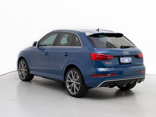 2017 Audi RS Q3 8U MY17 2.5 TFSI Quattro (Performance) Ascari Blue 7 Speed Auto Direct Shift Wagon