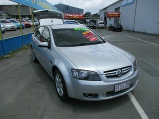 2008 Holden Commodore VE Berlina Silver 5 Speed Automatic Wagon