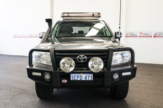 2014 Toyota Landcruiser VDJ200R MY13 GXL (4x4) Graphite 6 Speed Automatic Wagon.