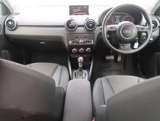 2017 Audi A1 8X MY17 Sport Sportback S Tronic White 7 Speed Sports Automatic Dual Clutch Hatchback