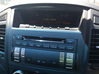 2014 Mitsubishi Pajero NW MY14 GLX-R Billet Silver 5 Speed Sports Automatic Wagon