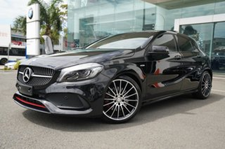 2017 Mercedes-Benz A250 176 MY17.5 Sport 4Matic Cosmos Black 7 Speed Automatic Hatchback.