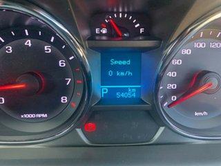2017 Holden Captiva ACTIVE 5 Grey 6 Speed Automatic Wagon