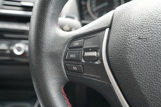 2015 BMW 118i F20 MY15 Sport Line Black Sapphire 8 Speed Automatic Hatchback
