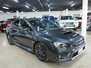 2018 Subaru WRX V1 MY18 Lineartronic AWD Grey 8 Speed Constant Variable Sedan.