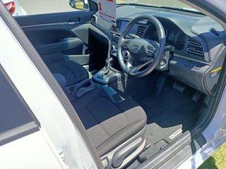 2020 Hyundai Elantra AD.2 MY20 Active Polar White 6 Speed Sports Automatic Sedan