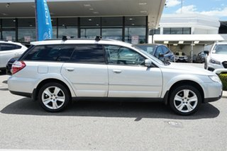 2007 Subaru Outback B4A MY07 Luxury D/Range AWD Brilliant Silver 5 Speed Manual Wagon