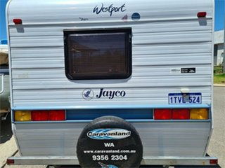 1997 Jayco Westport Caravan.