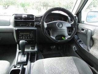 2001 Holden Frontera MX SE White 4 Speed Automatic Wagon