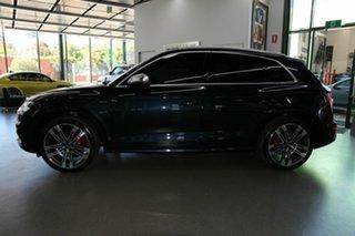 2018 Audi SQ5 FY MY18 Tiptronic Quattro Blue 8 Speed Sports Automatic Wagon