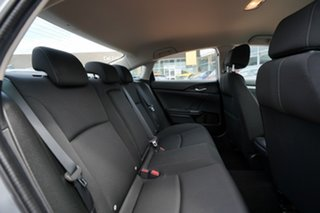 2016 Honda Civic MY16 VTi-S Silver Continuous Variable Sedan