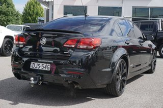 2016 Holden Commodore VF II MY16 SV6 Black Black 6 Speed Sports Automatic Sedan