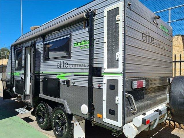 Used Elite Goulburn Bellevue, 2017 Elite Goulburn Caravan