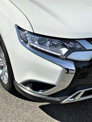 2020 Mitsubishi Outlander ZL MY20 ES 2WD White 5 Speed Manual Wagon