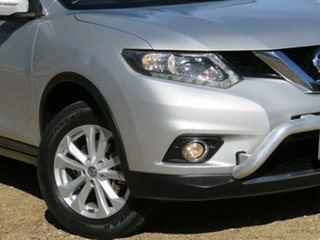2016 Nissan X-Trail T32 ST-L X-tronic 4WD Silver 7 Speed Constant Variable Wagon.
