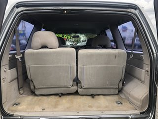 2003 Nissan Patrol GU III MY2003 ST Silver 5 Speed Manual Wagon
