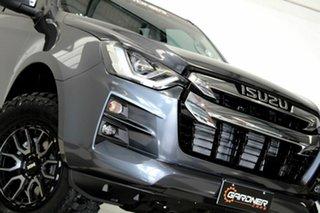 2020 Isuzu D-MAX TF MY21 LS-U (4x4) Grey 6 Speed Auto Seq Sportshift Crew Cab Utility.
