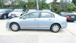 2008 Honda Civic 8th Gen MY08 VTi Blue 5 Speed Automatic Sedan