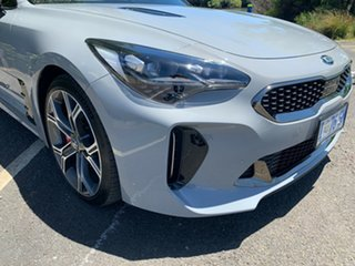 2019 Kia Stinger CK MY19 GT Fastback Grey 8 Speed Sports Automatic Sedan
