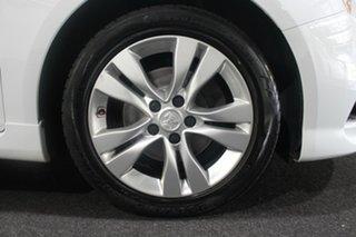 2013 Holden Cruze JH Series II MY13 SRi White 6 Speed Sports Automatic Hatchback