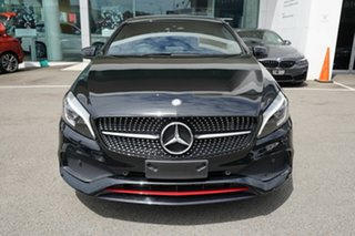 2017 Mercedes-Benz A250 176 MY17.5 Sport 4Matic Cosmos Black 7 Speed Automatic Hatchback